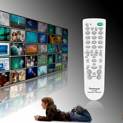 Universal Portable Remote Controller Control for Television TV Set TV-139F K7