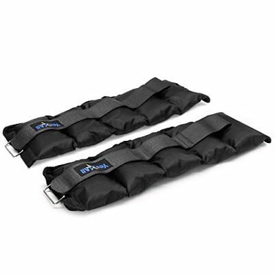 Yes4All Comfort Fit Ankle/Wrist Weights Set of 2 Multi Weight Color Available