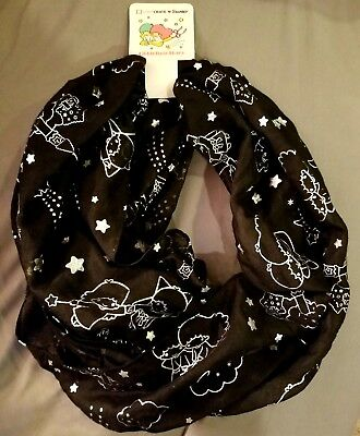 Lootcrate Sanrio Exclusive - Little Twin Stars Infinity Scarf New with tags!