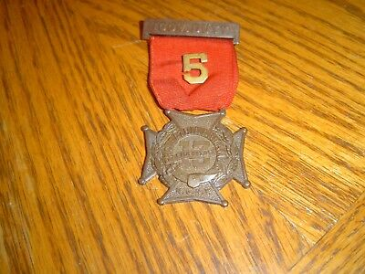 Military Medal - 13Th Ny Regiment