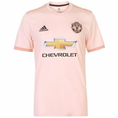 Manchester United Away Shirt with shorts 2018/19 BNWT Adult Sizes