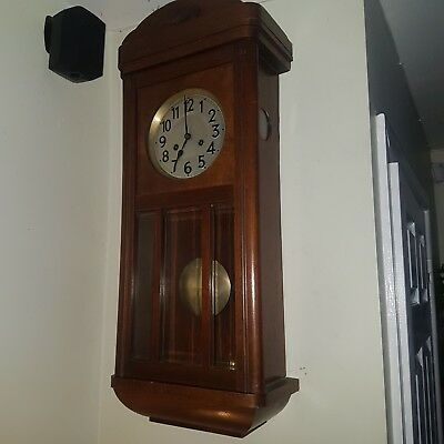 Antique Wald Gong Clock