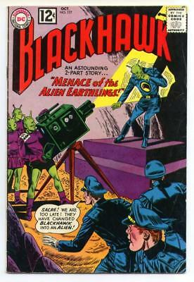 Blackhawk #177 (Dick Dillin) Silver Age-DC Comics FN-     {50% OFF}