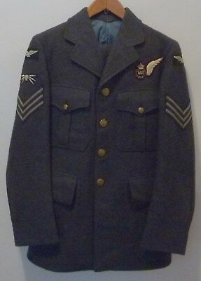Very Nice WWII RCAF Uniform With Pants