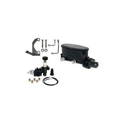 Wilwood Black Tandem Master Cylinder,15/16 With Combination Proportioning Valve""