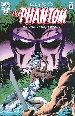 Phantom The Ghost Who Walks #2 1995 VG Stock Image Low Grade
