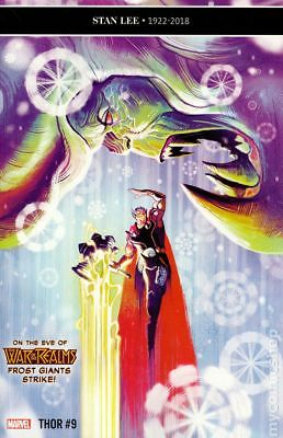 Thor (5th Series) #9A 2019 Mundo Variant NM Stock Image