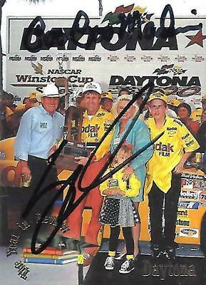 STERLING & COO COO MARLIN - DUAL Hand Signed Autographed  1996 Maxx  Card #263