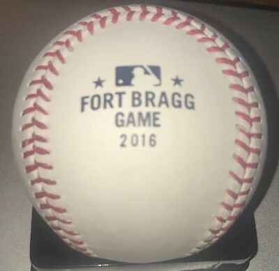 Rawlings Official Fort Bragg 2016 MLB Major League Baseball 7/3/16 - BOXED