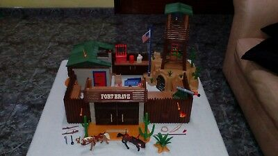 Playmobil Western Fort Brave 5245