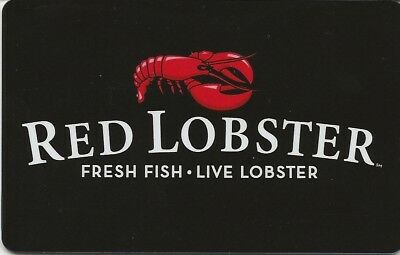 New RED LOBSTER Gift Card - $25 value