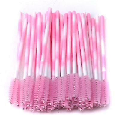 Micro Brush Extension Make up Stick Eyelash Applicator Mascara Wands C