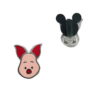 Piglet Face 2016 Cute Characters WDW 100/% Tradable Disney Pin XclusiveDealz