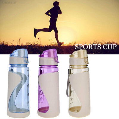 3414 Sports Camping Unbreakable Drink Water Bottle 700ml Portable Cycling