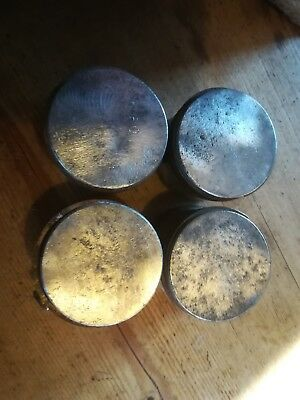 Original Austin 7 Pistons - +0.050 - Used But Usable