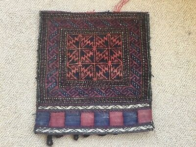 Western Afghanistan Saddle Bag. In good condition.