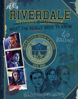Riverdale High Student Handbook by Jenne Simon 9781338298956 (Paperback, 2018)
