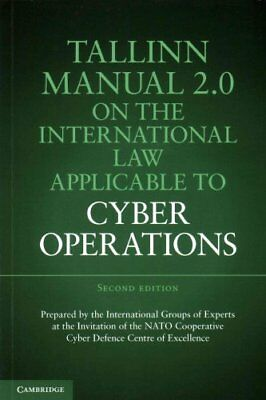 Tallinn Manual 2.0 on the International Law Applicable to Cyber... 9781316630372