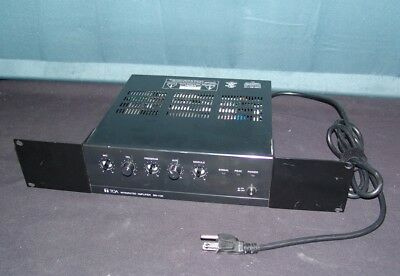 TOA Integrated Amplifier / Amp BG-1120