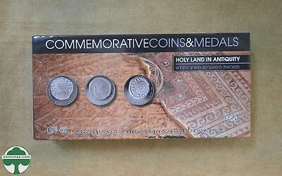 2014 - Commemorative Coins And Medals - 3 Silver Proof Coins - W/ Case & Coa