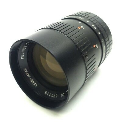 Fuji Fujinon-TV Machine Vision Camera Lens, , F1.4, 50mm, C-Mount *Bad Focus*