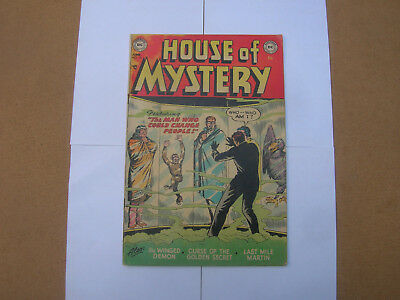 House Of Mystery No 15