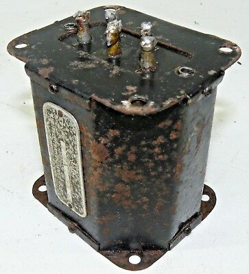 Vintage UTC PA-51 Input Transformer DRIVER 46 or 59 PLATE TO 46 or 59 GRIDS