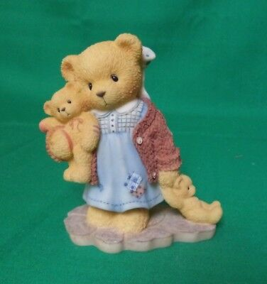 """1998 Cherished Teddies Irene """"time Leads Us Back To The Things We Love The Most"""""""