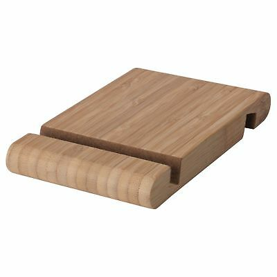 Universal Wooden Mobile Phone/Tablet Desk Stand Holder IKEA - Samsung & iPhone