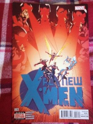 All New X Men #3 Comic By Marvel