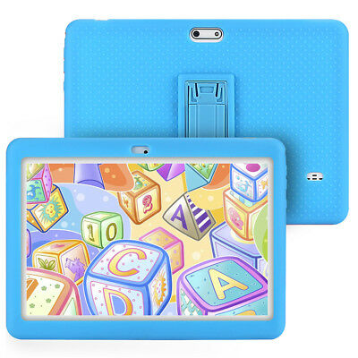 10.1'' Kids Tablet Android 6.0 Quad Core 1+16GB 10 Inch HD WIFI 3G Phone Phablet
