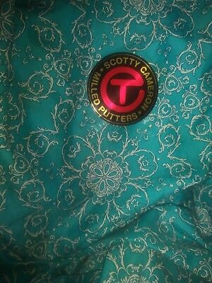 """Rare Brand New Scotty Cameron Red Circle T 3"""" Sticker A Nice Christmas Gift Idea"""