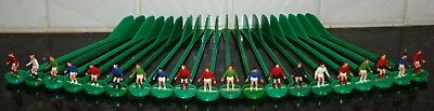 JOB LOT OF 20 x SUBBUTEO H/W CROUCHING GOALKEEPERS IN VERY GOOD USED CONDITION