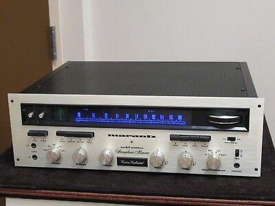 Marantz 19 Stereo Vintage Receiver Amplifier AMP with Scope Serviced