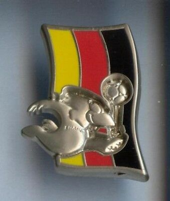 Rare Pins Pin's .. Football Soccer / Allemagne Germany Team France 98  A.b #08
