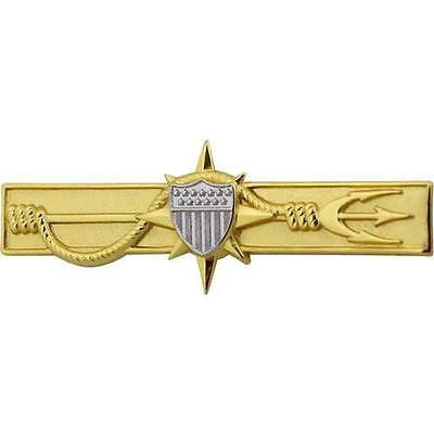 """COAST GUARD BADGE MARINE SAFETY OFFICER  REGULATION SIZE   (Made in USA) 2 5/8"""""""