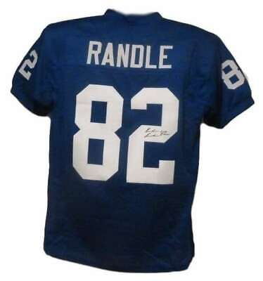 RUEBEN RANDLE SIGNED 8x10 autographed photo new york giants ny nfl ... 8a1dc5510