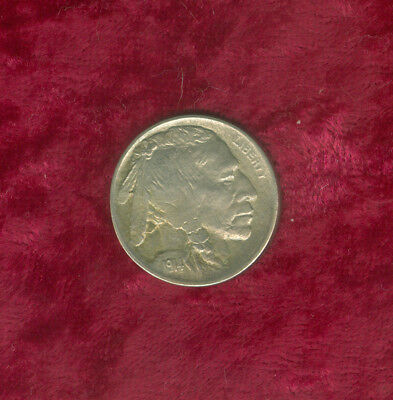 1914-S Buffalo Nickel in Very Fine to Extra Fine