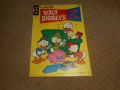 Walt Disney's Comics And Stories #7 April 1967 Comic Book