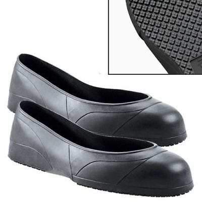 NEW~ Crew Guard / Shoes for Crews Slip Resistant Overshoes M+ Mens 9.5-10.5