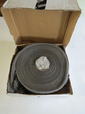 roll steel wool box 4.5 lbs reel