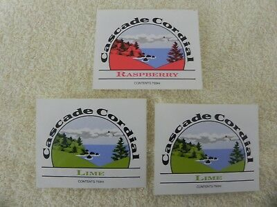 3 Cascade Cordial Labels From Norfolk Island