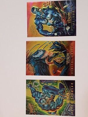 Venom Fleer Masterpieces