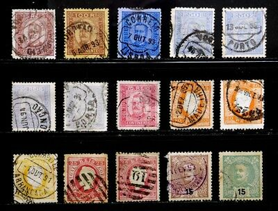 Portugal: Classic Era Stamp Collection