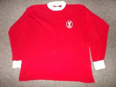 Vintage Liverpool Football Club Retro Shirt - Adidas, Long Sleeves, Large