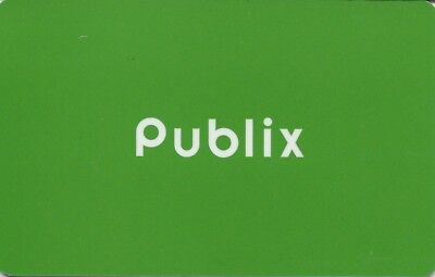 New PUBLIX Supermarkets Gift Card - $25 value