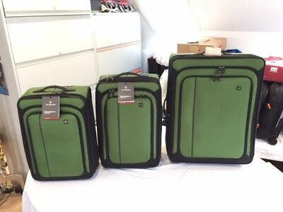 """Sale! Victorinox Rrp£750 Wt 27"""" Wheeled Expandable Werks Traveler 4.0 Collection"""