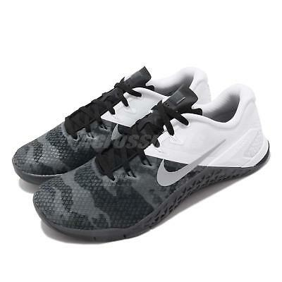 32d81ea0f7e1d1 Nike Metcon 4 XD Black Grey Men Cross Training Weight Lifting Shoes  BV1636-012