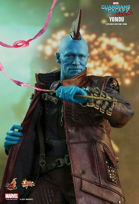 Hot Toys Guardians of the Galaxy V2 Yondu 1/6th scale Collectible Action Figure