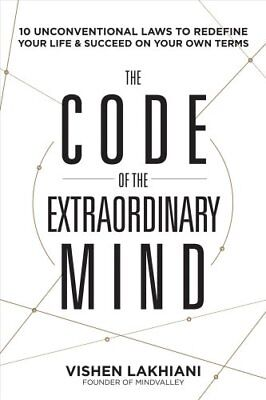 The Code of the Extraordinary Mind 10 Laws to Enhance Happiness... 9781623367589
